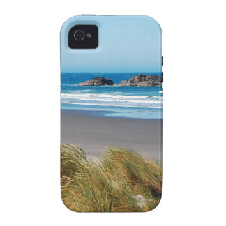 Blue ocean landscape in summer Case-Mate iPhone 4 case