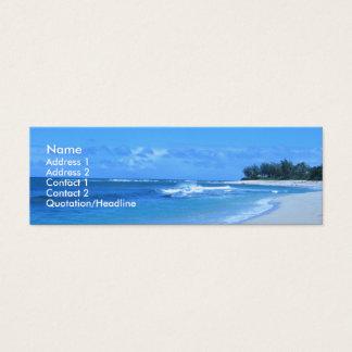 Blue Ocean Profile Cards