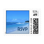 Blue Ocean RSVP Stamp