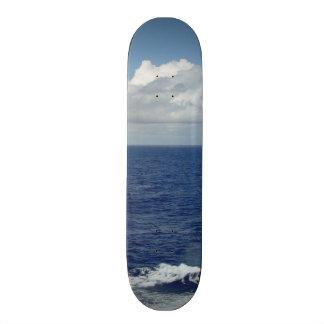 Blue Ocean Skateboard - Complete Board Option Skate Board Deck