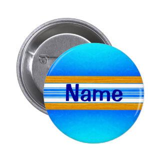 Blue Ocean Surfboard Buttons