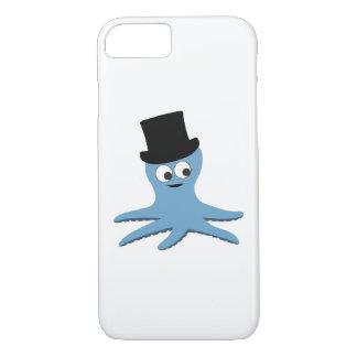 Blue Octopus iPhone 8/7 Case