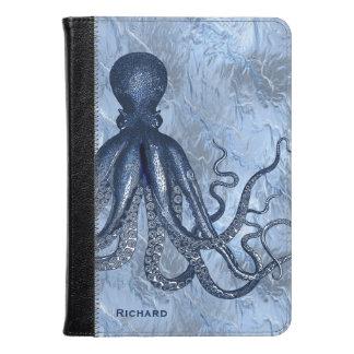 Blue Octopus Kindle Fire Folio
