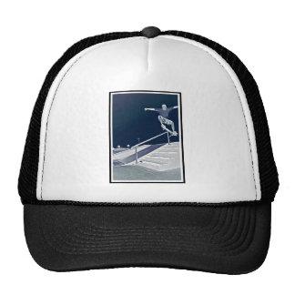 Blue Ollie Skate Hats