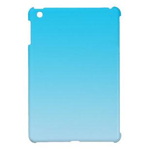 Blue Ombre iPad Mini Cover