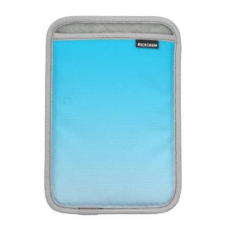 Blue Ombre iPad Mini Sleeves