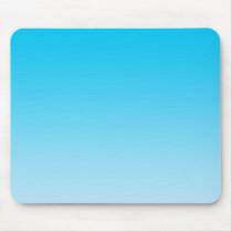 """Blue Ombre"" Mouse Pad"