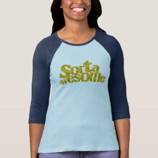 Blue-on-Blue Raglan T-shirt