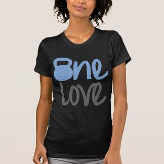"Blue ""One Love"" T-Shirt"