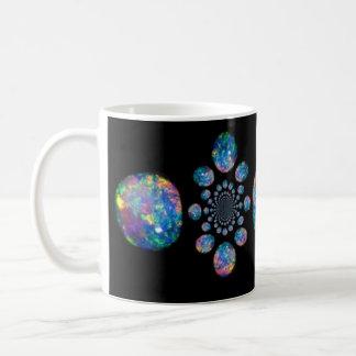 Blue Opal Gems Birthstone Cup by Sharles