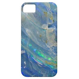 Blue Opal Mineraloid 2 iPhone SE/5/5s Case