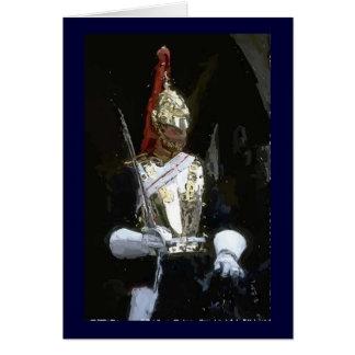 Blue or Royal Card