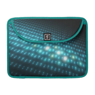 Blue Orbs 3D Sleeve For MacBook Pro