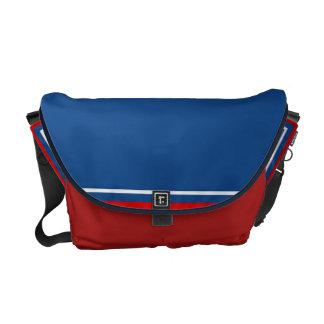 Blue Orchard Courier Bag