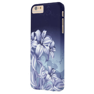 Blue Orchid Barely There iPhone 6 Plus Case