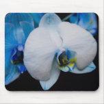 Blue Orchid Mousepad