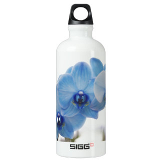 Blue Orchids Water Bottle
