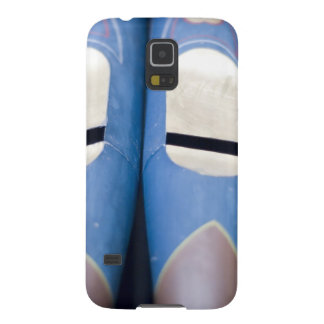 Blue Organ Pipes Cases For Galaxy S5