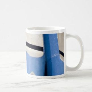 Blue Organ Pipes Coffee Mug