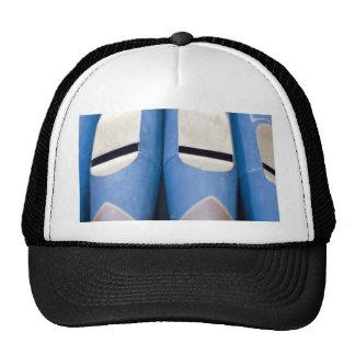 Blue Organ Pipes Trucker Hat