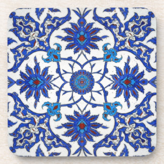 Blue Orient Beverage Coaster