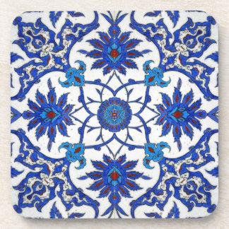 Blue Orient Beverage Coaster