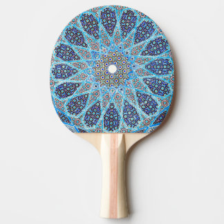 Blue Orient Ping-Pong Paddle