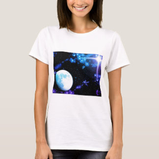 Blue Outer Space T-Shirt