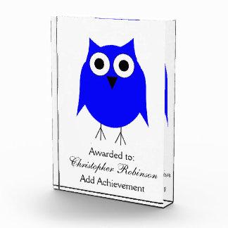 Blue Owl Award
