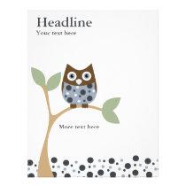 Blue Owl Baby Flyer