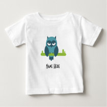 blue owl baby T-Shirt