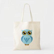 Blue Owl Bag