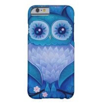 blue owl barely there iPhone 6 case