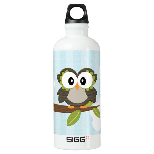Blue Owl BPA Free Water Bottle