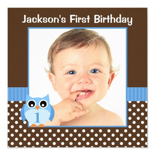 prince 1st birthday boy royal blue gold crown invitation zazzle com