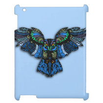 Blue Owl Case For The iPad