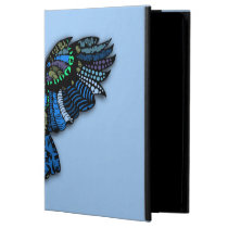 Blue Owl Cover For iPad Air