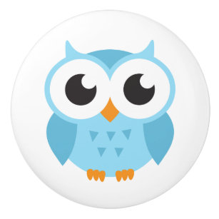 Owl Knobs and Pulls | Zazzle
