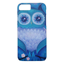 blue owl iPhone 7 case