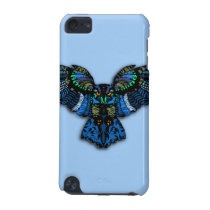 Blue Owl iPod Touch 5G Cover