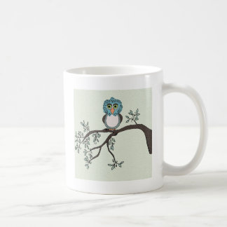 Blue Owl Mugs