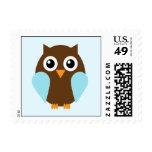 Blue Owl Postage