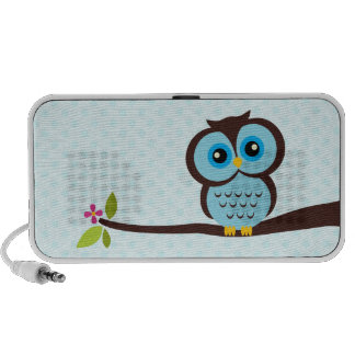 Blue Owl Portable Speaker