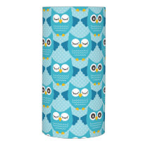 Blue Owls (2).jpg Flameless Candle