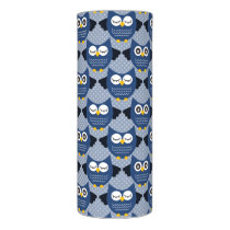 Blue Owls (3).jpg Flameless Candle