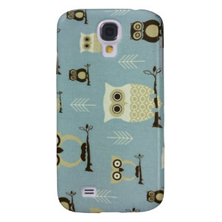 Blue Owls Samsung Phone Case