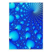 Blue Oyster Spiral
