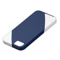 Blue Pa Striped IPhone 5 Case