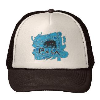 Blue Paca Trucker Hat