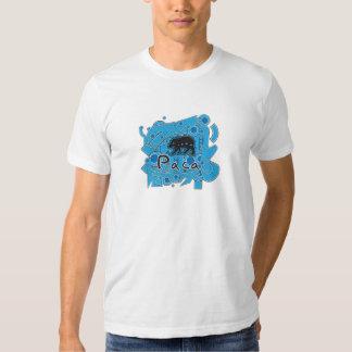 Blue Paca T Shirt